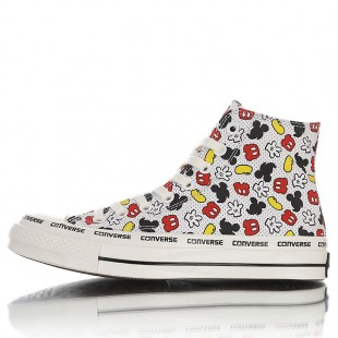 Converse Chuck Taylor All Star 1970 High Disney Mickey Mouse
