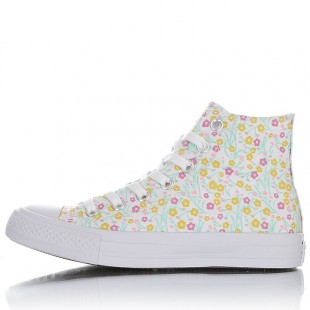 Converse Chuck Taylor All Star Floral High-top Womens Sneaker