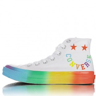 Converse Chuck Taylor All Star Hi Smiley Multi Sneaker