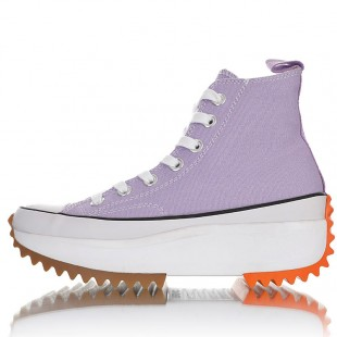 Converse Run Star Hike Platform Women Sneaker Purple