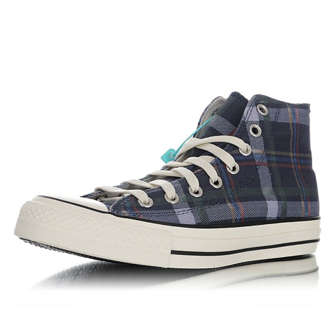 Converse Sneakers All-Stars 100 Tartan Check High