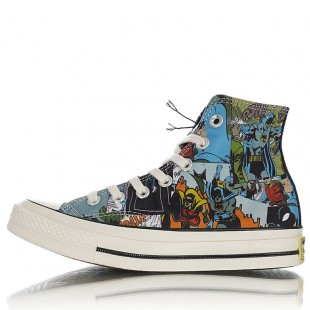 Converse Unveils Chuck Taylor All Star 70 DC Comics Batman High Tops