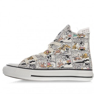Disney Cartoon Converse Chuck Taylor All Star Pastel Mickey High