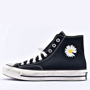 G-Dragon Peaceminusone x Converse Chuck 70 Black High
