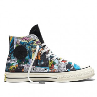 New Converse Chucks All Star Hi Top 70 DC Comics Batman Black 155359C