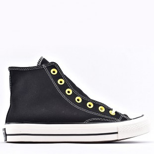 Converse Chuck Taylor All Star 1970s Big Yellow Smiley Face High Top Sneaker