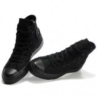 Classics Converse All Star Black High Top Canvas Shoes