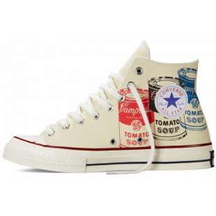 Converse Chuck 1970s Campbells Soup High Top Beige