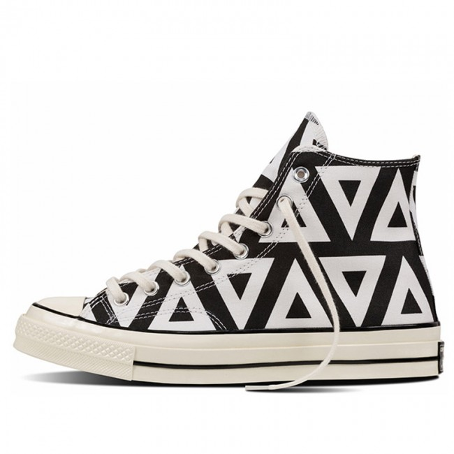 Converse Chucks All Star 70 Archive Print High Tops Canvas Shoes
