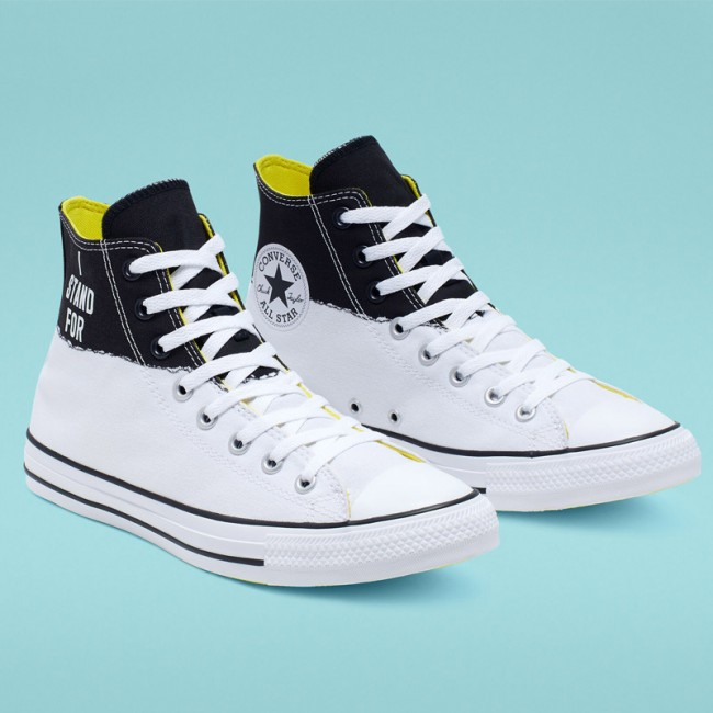 Converse Chuck Taylor All Star I Stand For High Top