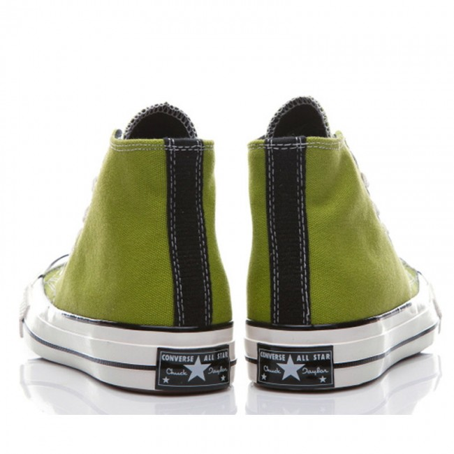 Converse Unisex Chucks All Star 1970s High Green Shoes