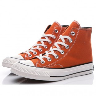 Converse Unisex Chucks All Star 1970s High Orange Shoes