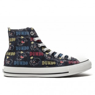 Converse X Disney Chuck Taylor All Star Dumbo Navy High Top