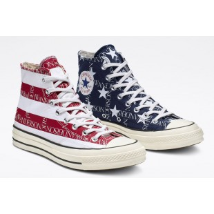 Converse x JW Anderson Americana Classic Meets A British Fashion Hero Chuck 70 High Top