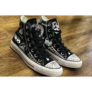 Supreme Team Sean Pablo x Converse CONS Chuck Taylor All Star Pro Black High