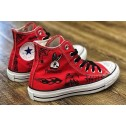 Supreme Team Sean Pablo x Converse CONS Chuck Taylor All Star Pro Red High