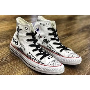 Supreme Team Sean Pablo x Converse CONS Chuck Taylor All Star Pro White High