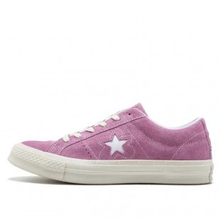 Converse One Star x Golf le Fleur Chucks Low Top Purple Suede Sneakers