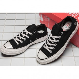 Black Dover Street Market NY X Converse Chucks 70s Low Top Sneakers