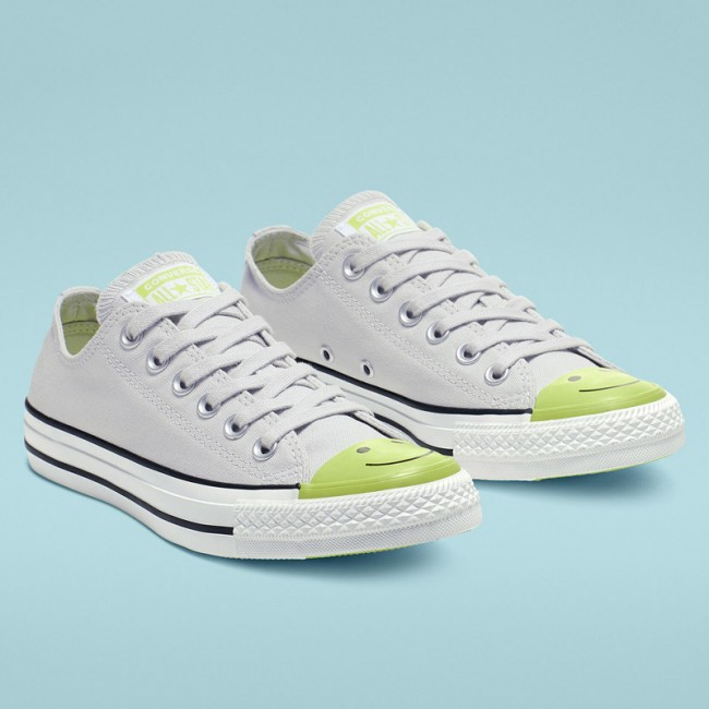Converse Chuck Taylor All Star Carnival Colorblock White Low Top