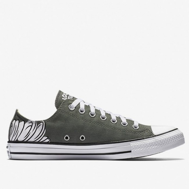 Chucks Converse All Star Looney Tunes Low Top Vapor Green 158236