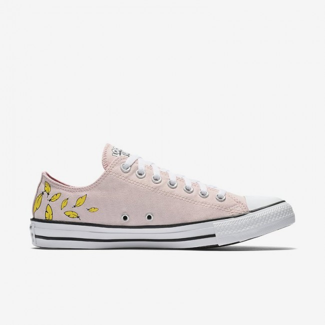 Chucks Converse All Star Looney Tunes Low Top Vapor Pink 158237