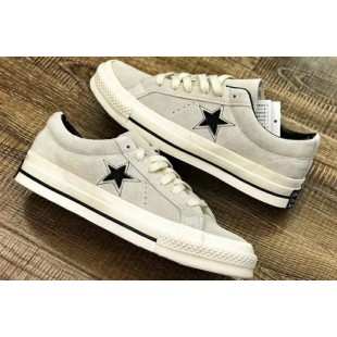 Super Mario Bros x Converse One Star Japa Grey Low