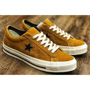 Super Mario Bros x Converse One Star Japa Yellow Low